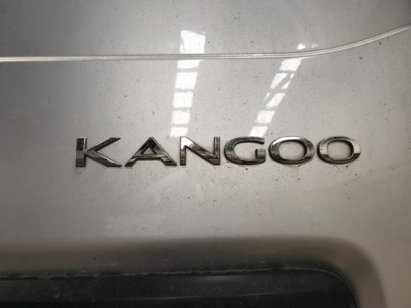 Renault Kangoo GNC
